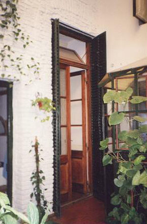 San Telmo2 B & B- Patio