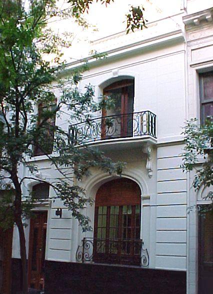 Recoleta Hostel in Buenos Aires