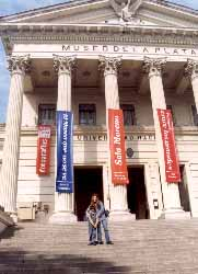 LA PLATA MUSEUM- BUENOS AIRES